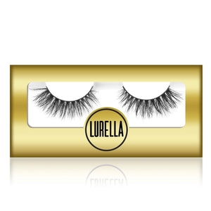 Lurella 3D Mink Lashes (Graphic)