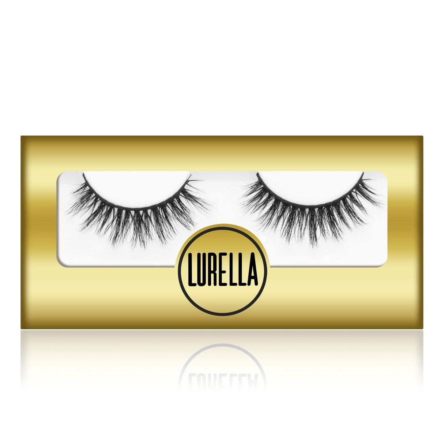 Lurella 3D Mink Lashes (Parrish)