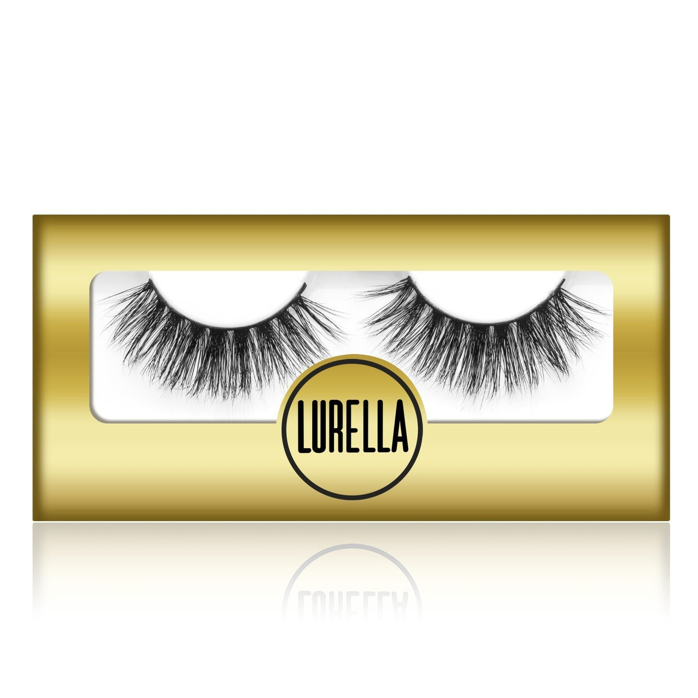 Lurella 3D Mink Lashes (Queen)