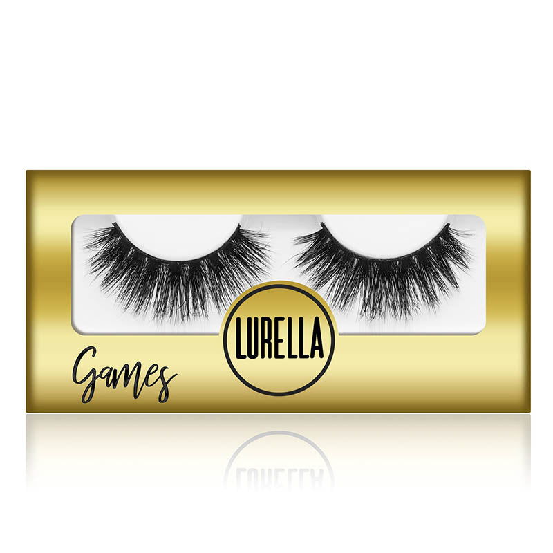 Lurella Lashes 3D Mink (Games)