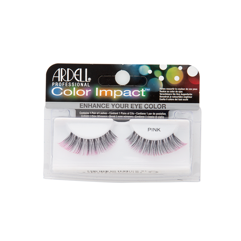 Ardell Ombre Strip Lashes (Pink)
