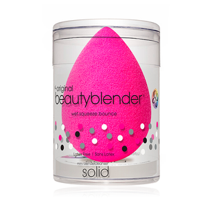beautyblender original + mini blendercleanser solid