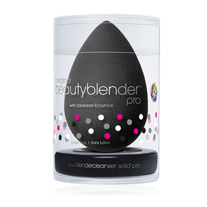 beautyblender pro + mini solid cleanser