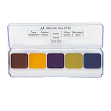 Ben Nye Alcohol-Activated FX Palette (Bruise)