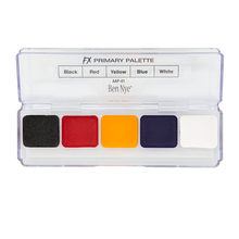 Ben Nye Alcohol-Activated FX Palette (Primary)