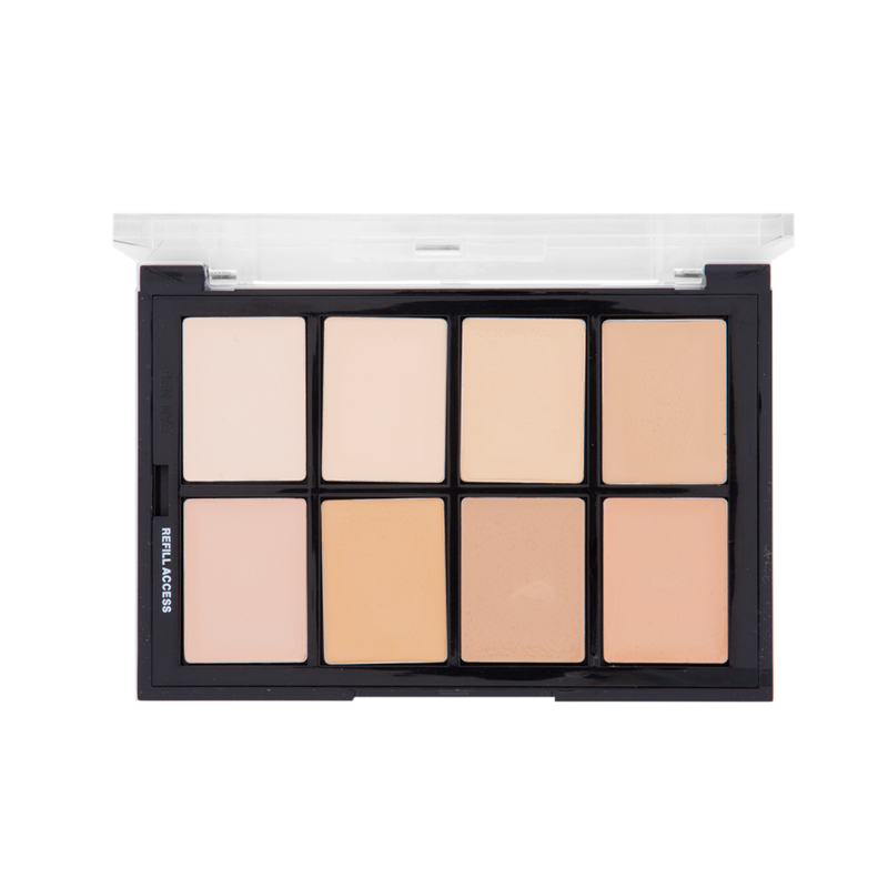 Ben Nye Studio Color Fair MatteHD Foundations Palette (STP-05)