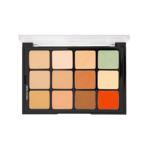 Ben Nye Studio Color Concealers + Adjusters Palette (STP-15)