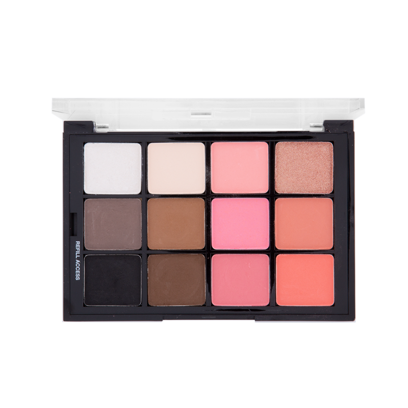 Ben Nye Studio Color Classy Chic Eye & Cheek Palette (STP-76)