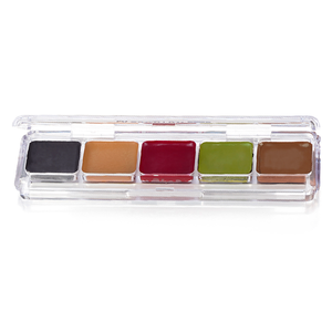 Ben Nye Alcohol-Activated FX Palette (Tooth)