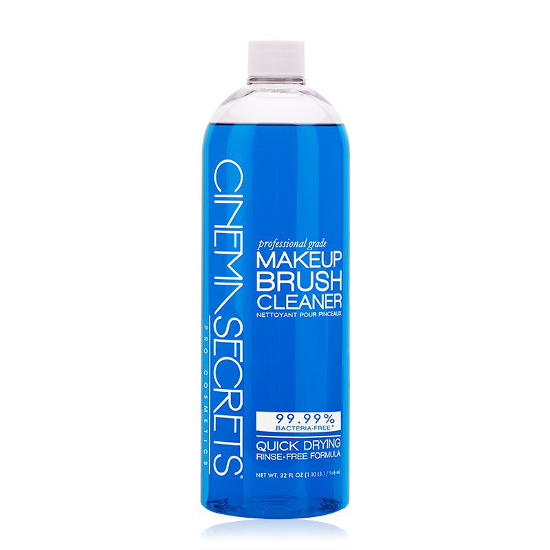 Makeup Brush Cleaner 32 fl. oz by Cinema Secrets