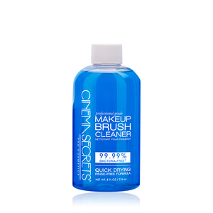 Makeup Brush Cleaner 8 fl. oz by Cinema Secrets
