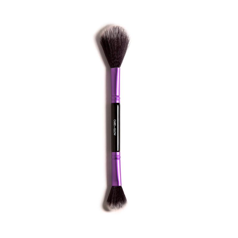 Vera Mona Cake and Glow Brush