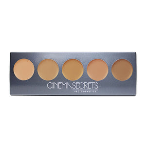 Cinema Secrets Ultimate Foundation 5-in-1 Pro Palette (300 Series)