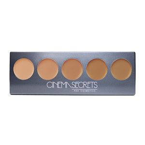 Cinema Secrets Ultimate Foundation 5-in-1 Pro Palette (400 Series)