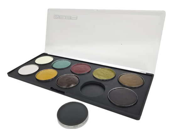 European Body Art EVO Cream Palettes (Undead)