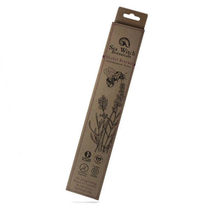 Sea Witch Botanicals Aromatherapeutic 25 Stick Incense Box (Herbal Renewal)