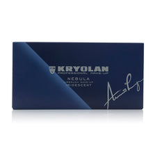 Kryolan Nebula Iridescent Set 6 Colors (Iridescent 2)