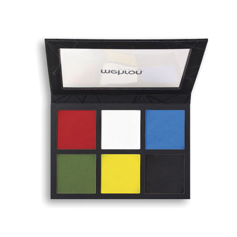 Mehron Edge™ Face and Body Makeup Palette