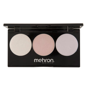 Mehron - Highlight-Pro 3 Color Palette (Cool)