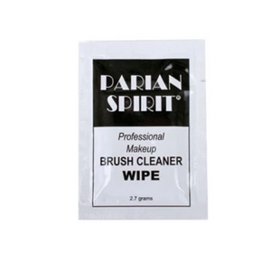 Parian Spirit Brush Cleaner Wipes