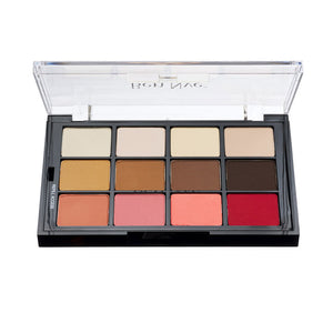 Ben Nye Studio Color Classic Blush & Powder Palette (STP-75)