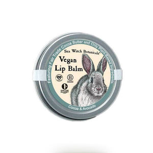 Sea Witch Botanicals Lip Balm (Colorless Vegan)