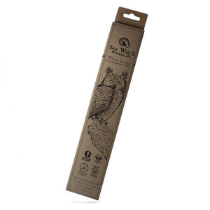 Sea Witch Botanicals Aromatherapeutic 25 Stick Incense Box (White Lodge)