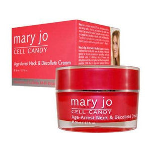 Mary Jo Cell Candy Age Arrest Neck & Decollete Cream