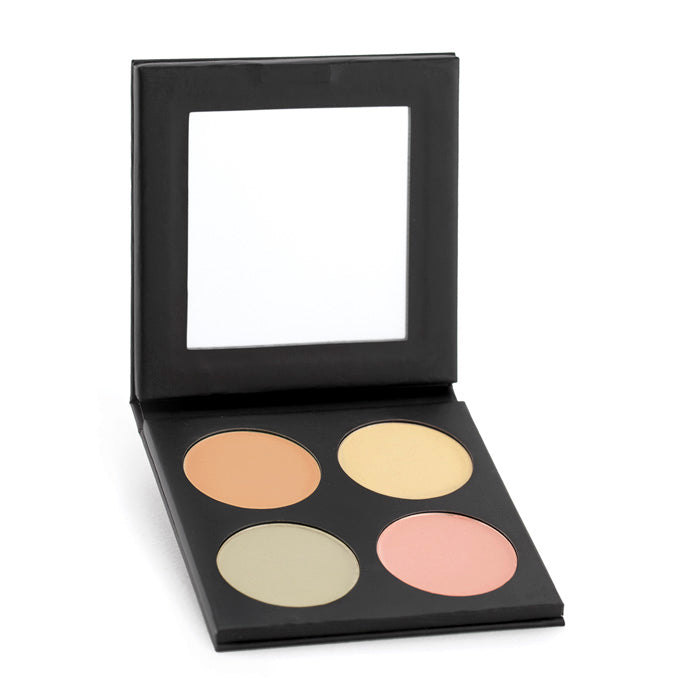Graftobian HD Pro Color Corrector Powder Palette