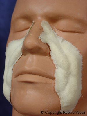 Rubber Wear Nasal Labials