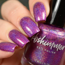KBShimmer Nail Polish (Orchidding Me)