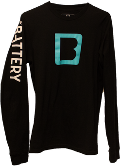 The Battery Long Sleeve T-Shirt