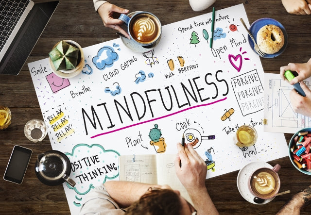 Mindfulness: A Portal For Happy Moments
