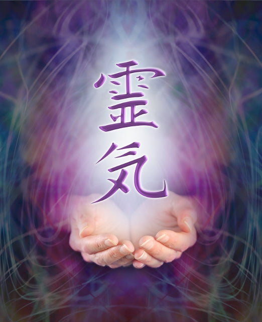Working with Reiki