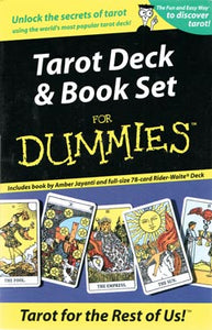 Tarot Deck & Book Set for Dummies
