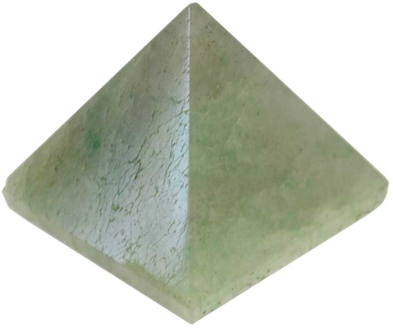 Green Aventurine Pyramid (25-30mm)