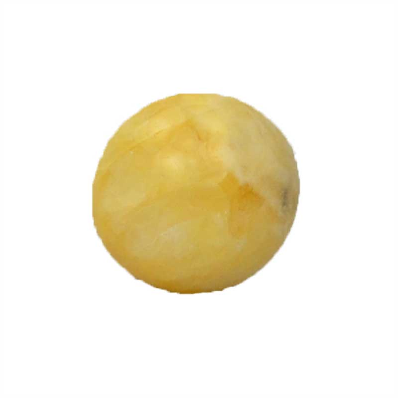 Yellow Calcite Sphere (40mm)
