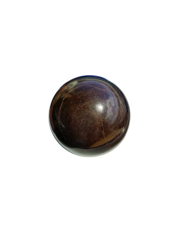 Garnet sphere (40mm)