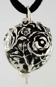 Flower Scent Locket