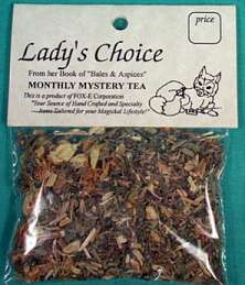 Monthly Mysteries Tea (5+ cups)