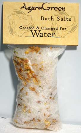 Water Bath Salts