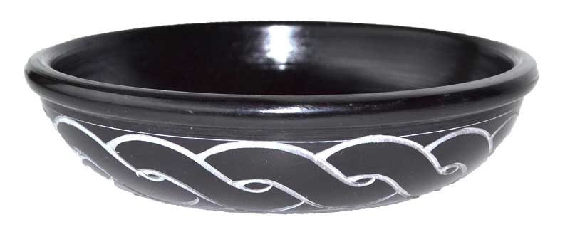 Celtic Smudge Pot