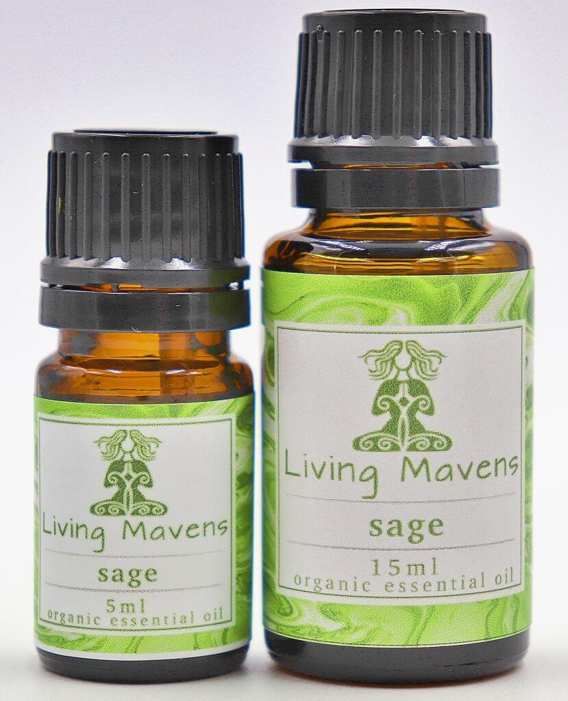 Sage (money, wisdom, energizing)