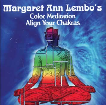 CD: Color Meditation Align your Chakras