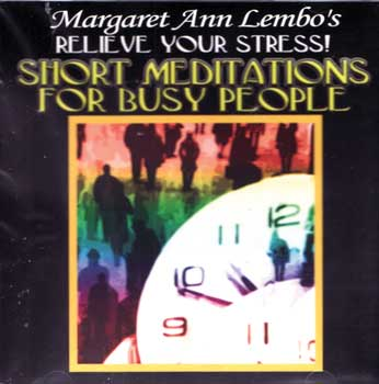 CD: Short Meditations for Busy People
