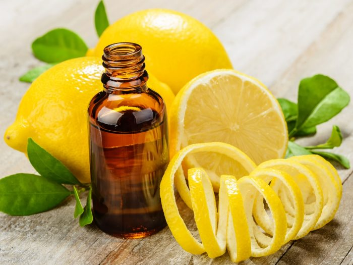 Lemon (uplifting, physical energy, refreshing)