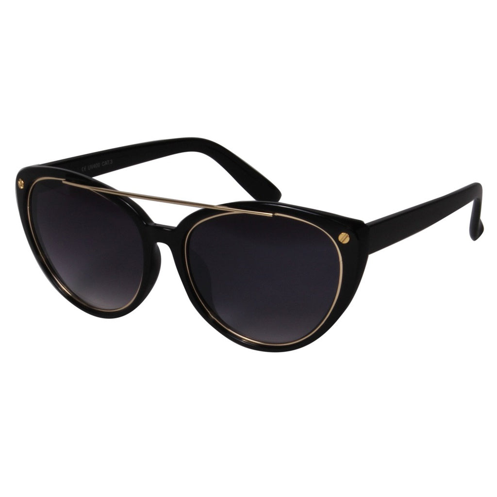 Mechaly Oval Style Sunglasses - Fierce and Free