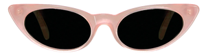 Sunglasses, Pink Shiny
