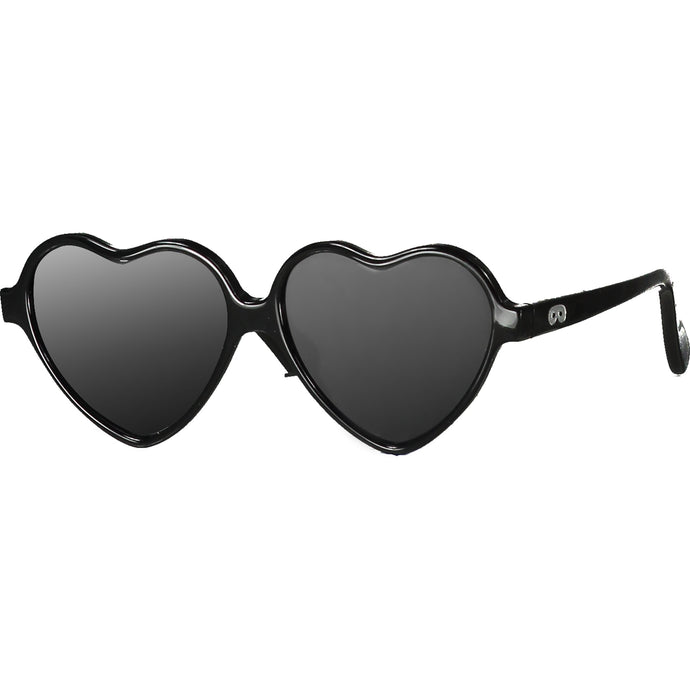 Black Heart Sunglasses