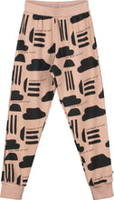 Redwood Rain Print Sweat Pants